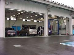 ■整備工場完備■マツダ車以外でも車検、点検お任せください!!