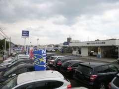 ◆◇大規模展示場◇◆60台規模の展示スペースにはあなたにぴったりの1台が…?!