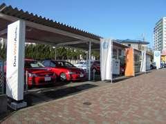 Volkswagenグループ直営の「Volkswagen認定中古車販売店」です。