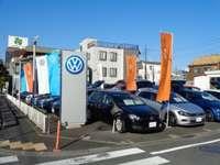 フォルクスワーゲンジャパン販売(株) Volkswagen足立 認定中古車センター