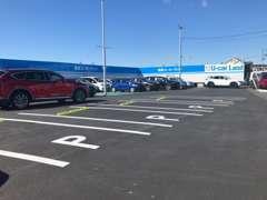 お車でご来店の場合、最寄のインターチェンジは東北自動車道「久喜インター」になります。料金所を左に出て約10分です