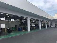 展示車はすべて当社の下取・買取車両です。新設サービス工場