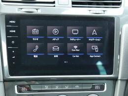 9.2インチのディスカバープロは、ナビゲーションだけではなく、車両情報の表示や設定、オーディオ(音楽再生BluetoothフルセグTV)やハンズフリーと多彩な機能性でカーライフをより楽しく快適に演出し