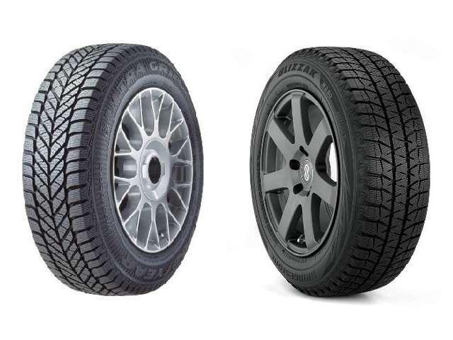 Bプラン画像:冬タイヤが新品になるプランです。(タイヤメーカーはダンロップ、ヨコハマ、TOYOのいずれかになります。)