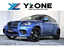 BMW X6 M 4.4 4WD OZ RACING