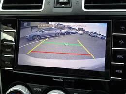 バックカメラも装備しております!駐車時も安心ですね♪