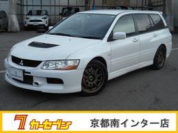 三菱 ランサーエボリューションワゴン 2.0 GT-A 4WD 純正レカロシート  ユーザー買取車