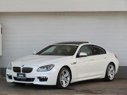 BMW 6シリーズグランクーペ 640i Mスポーツ LEDライト 19AW サンルーフ 黒革