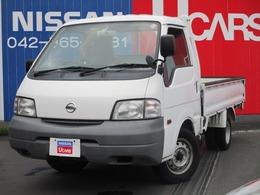 日産 バネットトラック 1.8 DX ダブルタイヤ 積載量1000kg エアバッグ