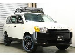 トヨタ プロボックスバン 1.5 F 4WD 新品リフトアップ MTタイヤ ルーフラック