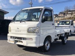 ダイハツ ハイゼットトラック 660 スペシャル 3方開 5速 エアコン