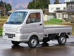 スズキ キャリイ 660 KCエアコン・パワステ 3方開 4WD 5MT エアコン パワステ 届出済未使用車