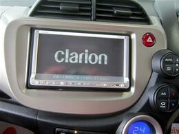 クラリオン製HDDナビ付です。TVはワンセグが視聴可能です。HDDにCD録音が可能です♪