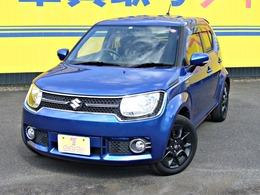 スズキ イグニス 1.2 ハイブリッド MX セーフティパッケージ装着車 純正ナビ 全方位カメラ シートヒーター