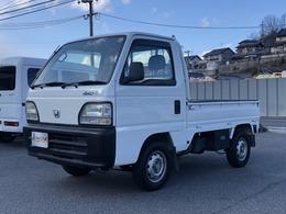 ホンダ アクティトラック 660 SDX 三方開 4WD エアコン 5速