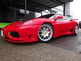 フェラーリ 360モデナ F1 モデナF1 D車