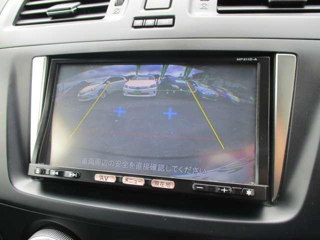 【SDナビ!CDの録音はもちろんDVDの再生・bluetooth・フルセグTV・バックカメラも対応しています】