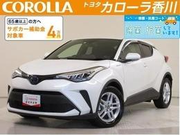 トヨタ C-HR ハイブリッド 1.8 S HV保証・純正メモリーナビ&フルセグTV
