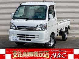 ダイハツ ハイゼットトラック 660 エクストラ VS 3方開 エアコン パワステ キーレス Pウィンド