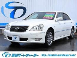 トヨタ クラウンマジェスタ 4.3 Cタイプ HDDマルチ・本革・シートヒーター・ETC
