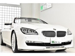 BMWアルピナ B6カブリオ ビターボ ニコル正規 R2年8月整備済 LEDライト 左H