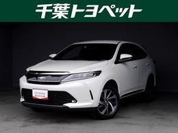 トヨタ ハリアー 2.0 ターボ プログレス SDナビ・フルセグTV・ドラレコ