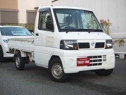 日産 クリッパートラック 660 SD 法人1オーナー買取車 エアコン パワステ