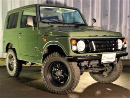スズキ ジムニー 660 ランドベンチャー 4WD 3インチリフトアップ ノックスドール施工