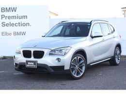 BMW X1 sドライブ 18i スポーツ 社外ナビTVスポーツシート18インチ