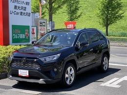 トヨタ RAV4 2.0 G 4WD 衝突軽減 電動バックドア SDナビ Bカメラ