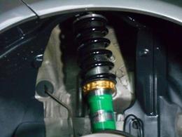 当社オリジナル車高調装着済み(ピロ付)TEINと共同開発の車高調です。