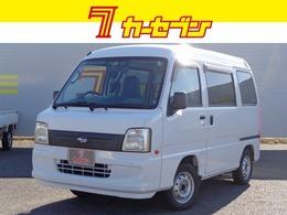 スバル サンバー 660 トランスポーター 福祉車両 車イス トリップメーター ETC