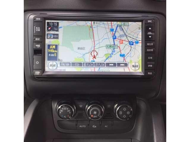 純正HDDナビ搭載!お気に入りの音楽をストックして目的地をセット!快適なドライブをお楽しみください!