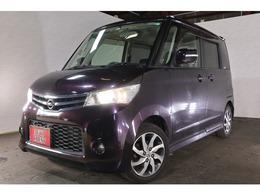 日産 ルークス 660 ハイウェイスター リミテッド 4WD 左パワスラ・ナビ・TV・R4/9月・5.1万k