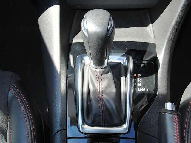 ドライバーの思い通りに変速してくれて気持ちよい運転ができる、SKYACTIV-DRIVEを採用しています。