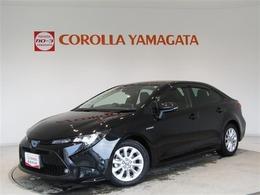 トヨタ カローラ 1.8 ハイブリッド S バックモニター・ワンオーナー・LEDライト