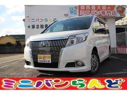 トヨタ エスクァイア 2.0 Xi ワンオーナー後席TVモニター 純正ナビ