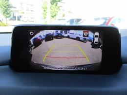 ■バックカメラ後方視界の確保OKです。目視確認も忘れずに実施して下さいね!