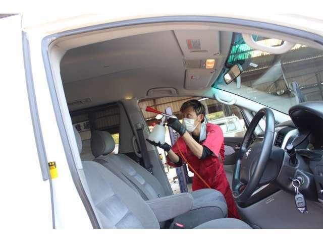 Aプラン画像:★★当店の車両は【ジアロックEX】にて除菌・消臭・ウイルス対策ずみです★★
