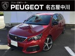 プジョー 308SW の中古車 GT ブルーHDi ディーゼルターボ 愛知県名古屋市中川区 229.9万円