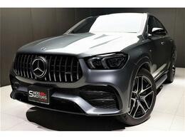 メルセデスAMG GLEクーペ 53 4マチックプラス (ISG搭載モデル) 4WD 2020年 カーボンインテリアPKG サンルーフ