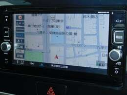 メモリーナビ MM316D-W フルセグTV CD DVD再生機能 BluetoothAudio ミュージックストッカー