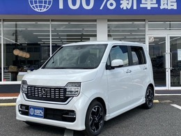 ホンダ N-WGN カスタム 660 L ターボ ホンダ センシング 未使用車/7インチナビ/ETC/バックカメ