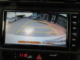 純正SDナビ付♪バックカメラ付きで駐車も安心ですね♪