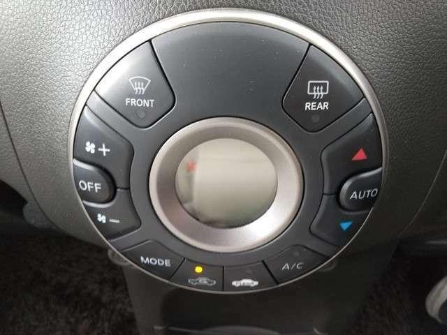 フルオートエアコンを搭載していますので、運転中でも快適な風を送ってもらえます!!