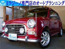 ダイハツ ミラジーノ 660 ミニライトスペシャル ウッド内装 新規タイベル交換 新品タイヤ