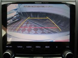 便利な【バックカメラ】も装備♪駐車が苦手な方でも安心して安全確認ができるオススメな便利機能です。