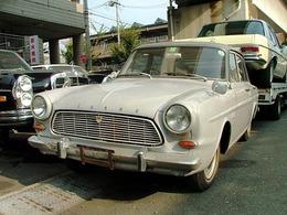 輸入車その他 フォード タウナス 12M P4