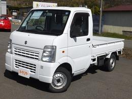 スズキ キャリイ 660 KCエアコン・パワステ 3方開 4WD 切換式4WD