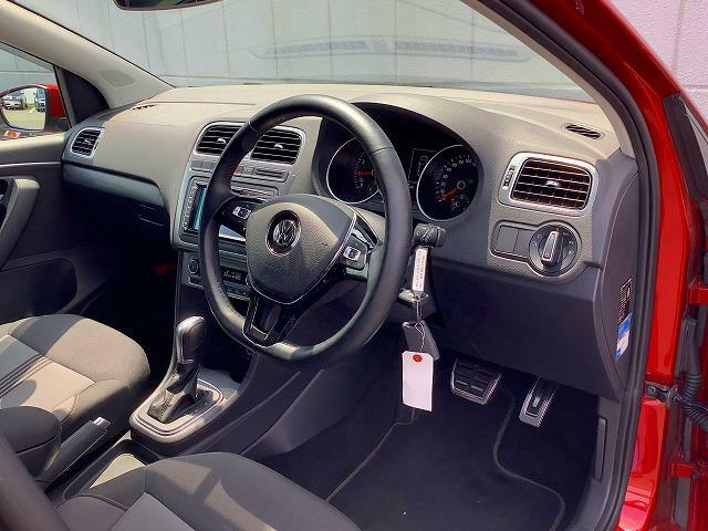 内装の質感の高さはフォルクスワーゲンの大きな魅力です。高級感のある内装でドライブがより一層楽しくなりそうです。
